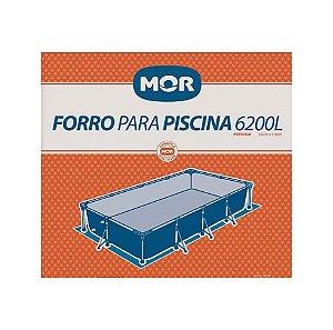 Forro Para Piscina Premium 6200 Litros - Mor