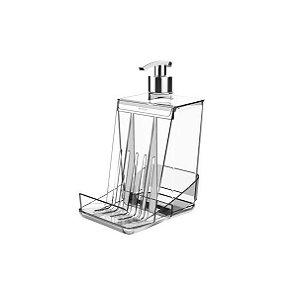 Dispensador para Detergente líquido Dispenser Esponja Smart S - Crippa