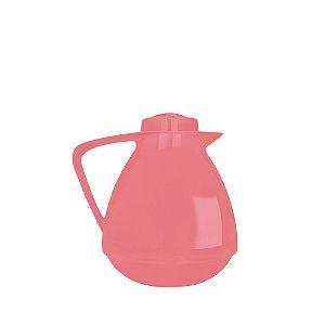 Bule Térmico Amare 650 ml Café Chá Leite Quente e Frio - Mor - Rosa Pink