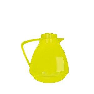 Bule Térmico Amare 650 ml Café Chá Leite Quente e Frio - Mor - Verde claro