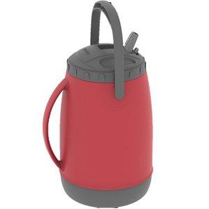 Garrafa Isotérmica Atacama 2,5 Litros Bebidas Tereré - Soprano - Vermelho
