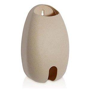 Dispenser Para Sacolas Porta Organizador Saco Plástico De Parede Eco - OS 800 Ou - Marfim