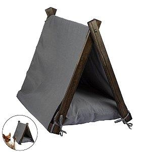 Cabana Toca Pet Tenda Com Almofada Macia Cachorro Gato - 1142 Stolf
