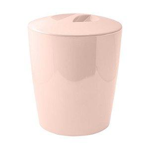 Lixeira 5 Litros Vitra Tampa Cesto Lixo Banheiro Cozinha Lavabo - LX 650 Ou