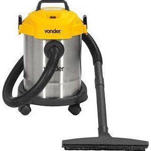 Aspirador de Pó Inox 12LT APV1000 220V - Vonder