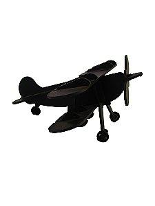 Miniatura Aviãozinho De Ferro
