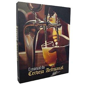 Livro Caixa Decorativo Book Box Cerveja Artesanal