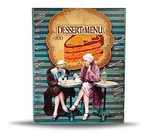 Quadro Decorativo E Tela Personalizados Cozinha 40x50