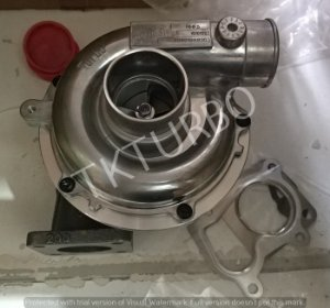 TURBO RHF5 - CASE 160 / ISUZU 4JJ1