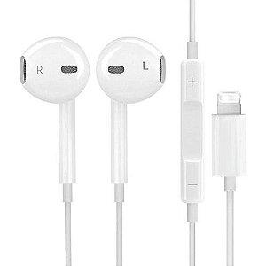 Fone lightning Bluetooth Compatível Apple