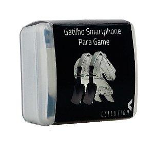 Gatilhos para Smartphone - Preto