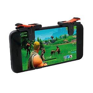 Gatilhos Quick Shot para Smartphone - Preto
