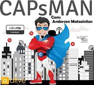 Vídeo Aula - Projetos de redes wireless com CAPsMAN