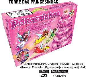 BRINQUEDO TORRE  DAS PRINCESINHAS EM 3D