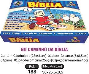 BRINQUEDO NO CAMINHO DA BIBLIA