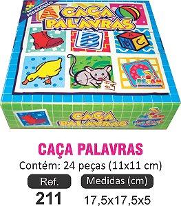 BRINQUEDO CAÇA PALAVRAS