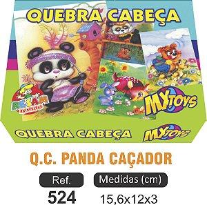 BRINQUEDO QC PANDA