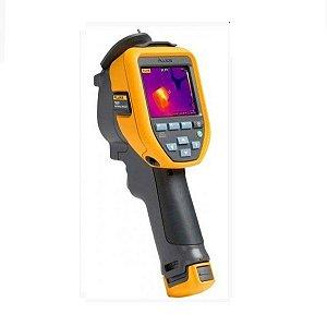 Fluke TiS20+ MAX Câmera Termográfica – Resolução 120×90 – (Foco Fixo) – Medição de -20ºC a +400ºC