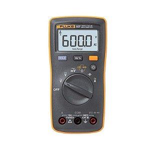 Fluke 107 – Mini Multímetro Digital (teste de diodo e medição de frequência)
