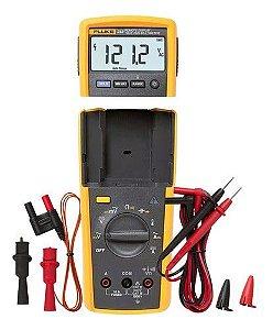 Fluke 233 – Multímetro Digital Industrial True-RMS com Display Removível