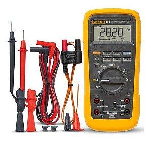 Fluke 28II – Multímetro Digital Industrial True-RMS – Classificação IP67
