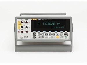 Fluke 8846A – Multímetro de Bancada 6 1/2 Dígitos com medição de temperatura e capacitância