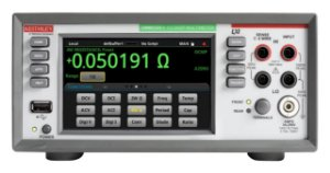 Keithley DMM 6500 - Multímetro digital gráfico touchscreen de 6½ dígitos