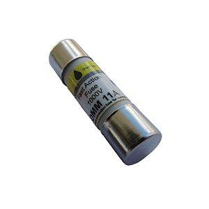 Fusível DMM 11A – Fusível de ação rápida para Multímetros Industriais – 11A / 1000V