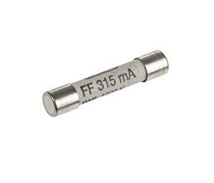 Fusível Siba FF 315mA- Fusível para Multímetros Industriais – 315mA/1000V