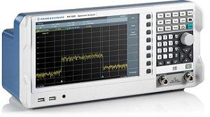 Rohde & Schwarz FPC1500 – Instrumento 3 em 1 – Analisador de Espectro (5 kHz a 1 / 2 / 3 GHz) + Gerador de RF + VNA