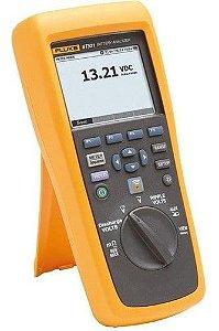 Fluke BT521 – Analisador de bateria (Projetado para medição em gabinetes, locais de difícil acesso e medição de temperatura)