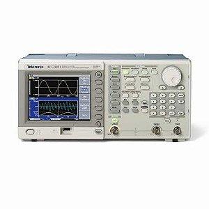 Tektronix AFG3021B – Gerador de Função Arbitrária, 25MHz, 01 canal- EQUIP.DEMONSTRAÇÃO