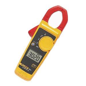 Fluke 302+ Alicate Amperímetro 400A AC