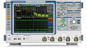 Rohde & Schwarz série RTE 1000 – Osciloscópio de 200 MHz a 2 GHz