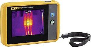 Fluke PTi120 -Termovisor de bolso – Resolução 120×90 – Medição de -20ºC a +150ºC
