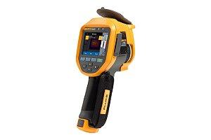 Fluke Ti300+ – Câmera Termográfica – Resolução 240×180 – (foco automático) Medição de -20ºC a +650ºC