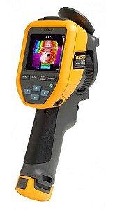Fluke TiS75+ Câmera Termográfica – Imagens de qualidade profissional – Resolução de 384×288 pixel – Medição de –20°C a +550°C