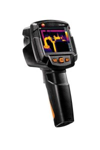 Testo 868 – Câmera Termográfica – Resolução 160×120 – (camera digital integrada) Medição de -30ºC a +650ºC
