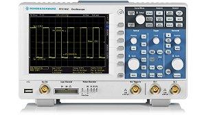 Rohde & Schwarz RTC1002-300 – Osciloscópio Digital de 300MHZ, 2 canais, com ampla gama de funções