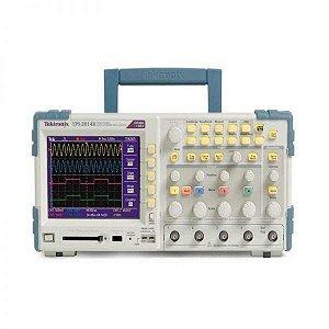Tektronix TPS2014B – Osciloscópio de 100MHz, 4 Canais Isolados, bateria