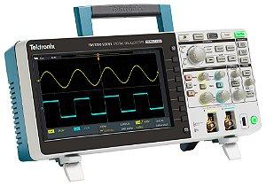 Tektronix TBS2102B - Osciloscópio 100MHz, 2 canais, 5M de memória e 5 anos de garantia