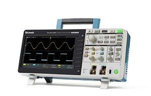 Tektronix TBS2202B - Osciloscópio 200MHz, 2 canais, 5M de memória e 5 anos de garantia