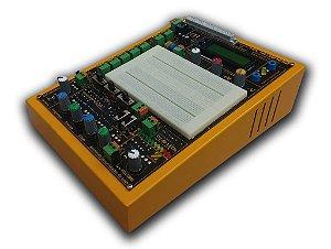 Módulo Didático de Eletrônica Analógica Avançado – MPLA1201EX2
