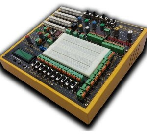 Módulo Didático de Eletrônica Geral e Multidisciplinar A/D – MPLAD01A