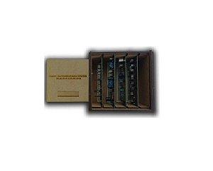Cartões Opcionais para estudo de Modulação por Pulso Digital (PAM/PPM/PWM/PCM) – ZL-CMP01 a ZL-CMP04