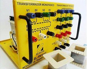 Módulo Didático para Estudo de Transformadores – ZL-TR1512