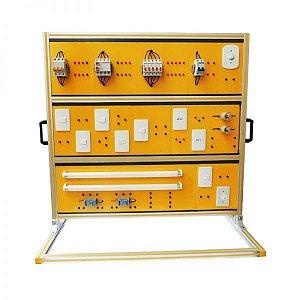 Módulo Didático de Eletrotécnica Básica – ZL-ETB