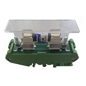 Borne para Painel com Fusível Integrado - ZL-FS-10A