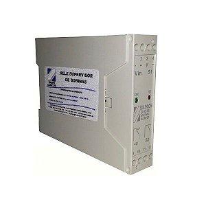 Relé Supervisor de Disjuntor MT / AT de até 1 Bobina – ZLKS-01