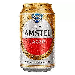 Cerveja Amstel Pilsen 350ml
